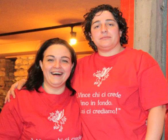 La Grifo Perugia riparte da Valentina Belia