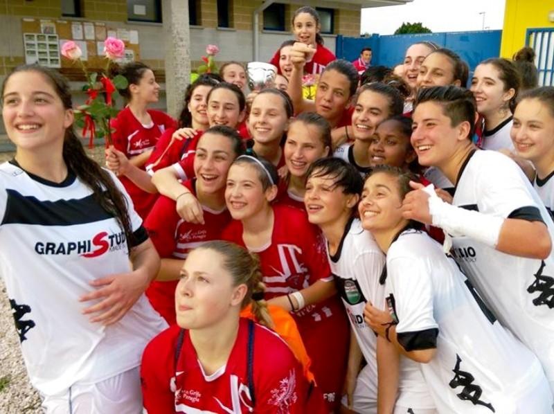Stanche e felici, per la Grifo Perugia un finale di stagione emozionante