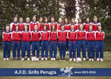 Tonfo per la Grifo Perugia a Vicenza