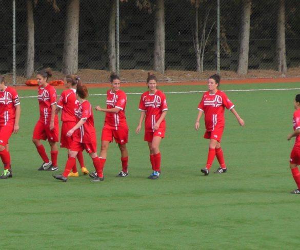 La Grifo Perugia strapazza il Gordige (7-0)