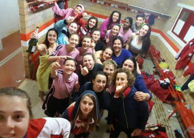 La Primavera della Grifo Perugia trionfa nel campionato Csi