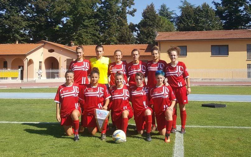 La Grifo Perugia parte con il piede giusto: 2-0 all'Imolese in Coppa Italia
