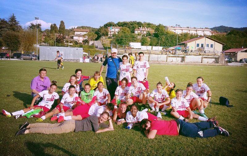 """La Primavera della Grifo Perugia riparte con una vittoria nel torneo """"Aldilà del cielo"""""""