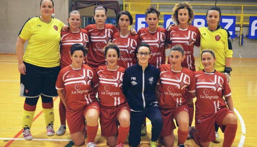 Inarrestabile la marcia della Grifo Perugia Calcio A5