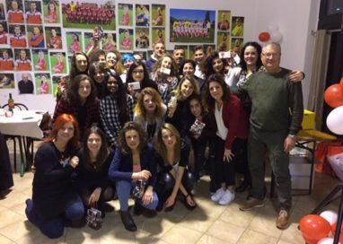 Allegria e divertimento per la festa di Natale della Grifo Perugia