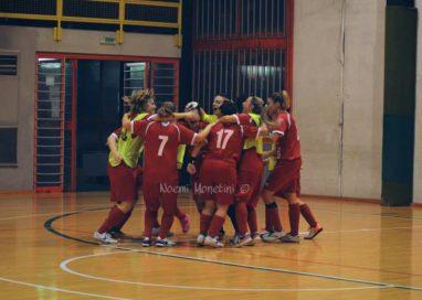 La Grifo Perugia Calcio A5 a valanga sulla Ducato Spoleto