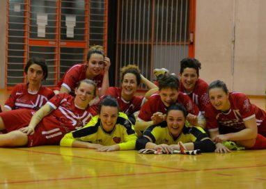 La Grifo Perugia Calcio A5 stende anche il Sangemini