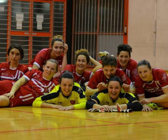 """""""Ciclone"""" Grifo Perugia: Amc 98 strapazzata 15-0"""
