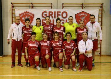 Grifo Perugia Calcio A5: uno spareggio per la promozione